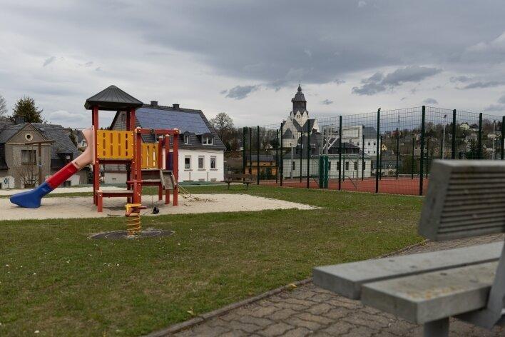 Viel hat sich in den vergangenen Jahren in Wiesa bereits getan. So wurde die Kleinsportanlage errichtet und die Interessensgemeinschaft hat aus eigener Kraft einen Pavillon gebaut. Nun soll das Areal ringsherum umgestaltet werden und der Spielplatz neue Geräte erhalten.