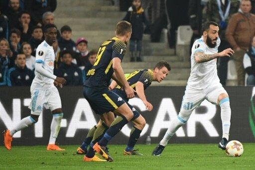 Leipzig schied gegen Marseille in der Europa League aus