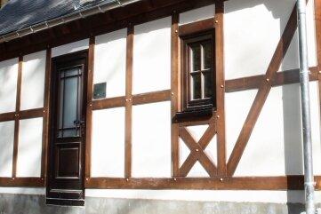 """Das Bergmannshaus am Schaubergwerk Herkules-Frisch-Glück ergänzt nun die """"Bergmännische Erlebniswelt""""."""