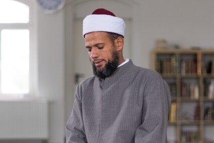 Das Zitieren des Korans ist eine sehr melodische Sache.