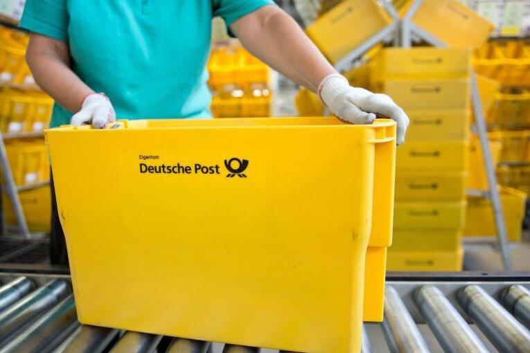 Deutsche Post übernimmt alten Supermarkt