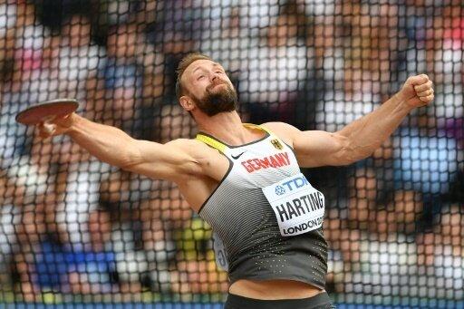 Kam in der Qualifikation auf 63,29 Meter: Robert Harting