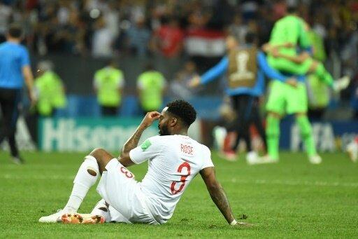 Aus im WM-Halbfinale: England verliert gegen Kroatien