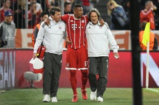 Boateng will nach Verletzung noch zur WM