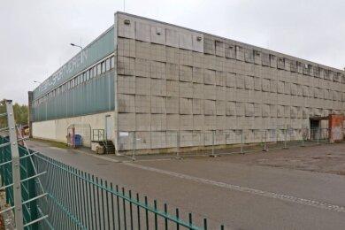 Die Sporthalle Sojus soll für mehr als 8 Millionen Euro saniert werden. Nach 50 Jahren Nutzung ist sie verschlissen.