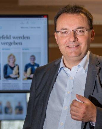 Ingolf Wappler, Bürgermeister von Pockau-Lengefeld