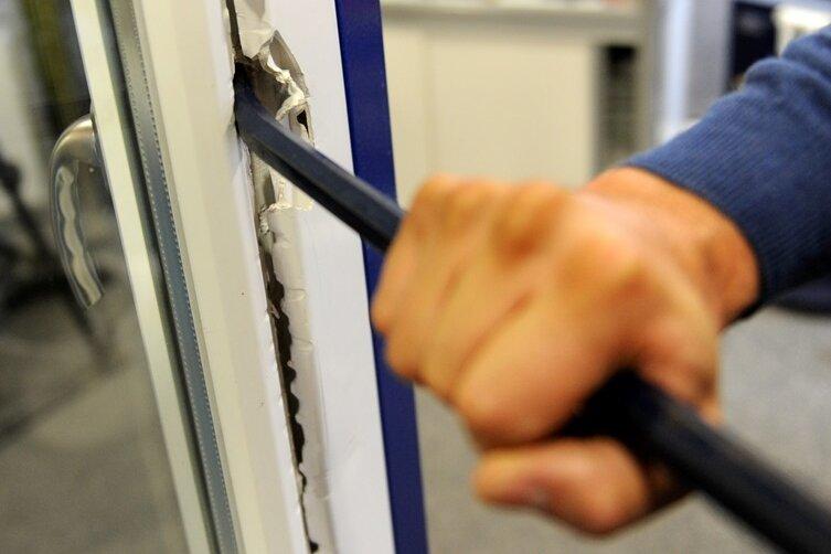 Erneut in Eigenheime in Chemnitz eingebrochen