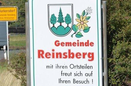 Reinsberg holt sein Tafelsilber hervor