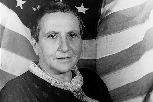 Gertrude Stein - Mäzenatin