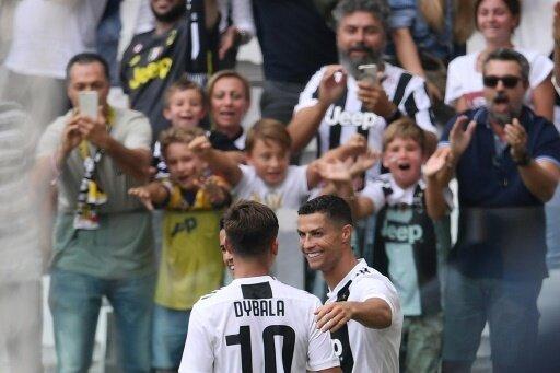 Cristiano Ronaldo ist gegen Sassuolo der Matchwinner