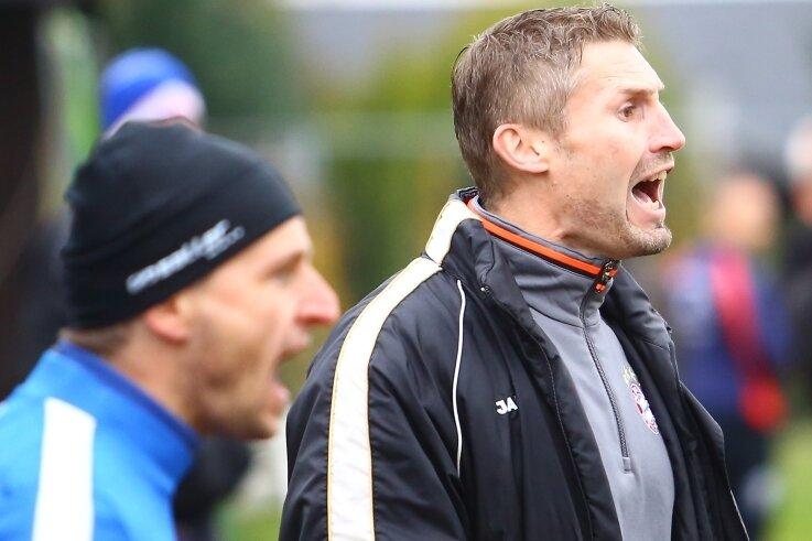 Mit Training und Einsatz zufrieden, aber mit den Ergebnissen noch nicht: Coach Nico Barthold und der BSV stehen am Tabellenende.