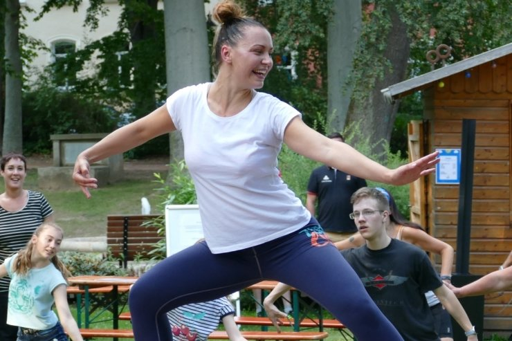 Zschopauer Park-Sommer bleibt im Rhythmus
