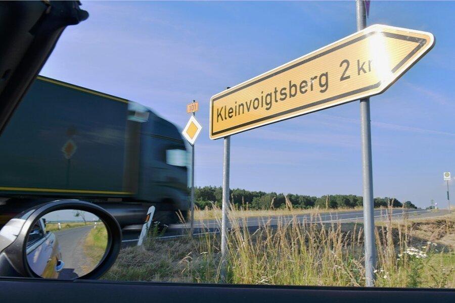 Die Unfallhäufungsstelle B 101/Klötzerweg soll noch einmal von der mittelsächsischen Unfallkommission untersucht werden.