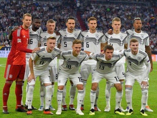 Deutschland trifft in Sinsheim auf Peru
