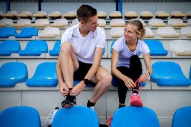 Leere Zuschauerränge, leere Kassen. Kristina und Sebastian Hendel geht langsam die Luft aus.