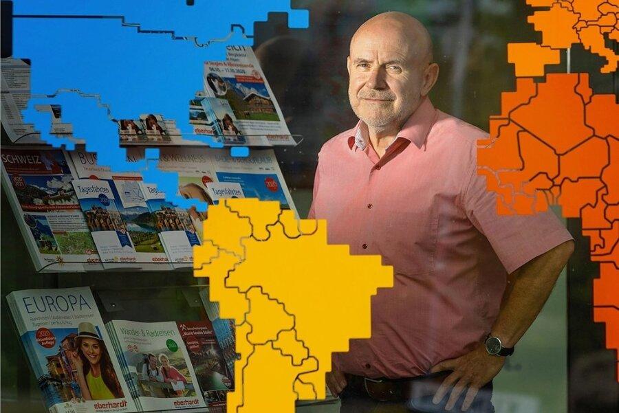 Schwere Zeiten für Uwe Lorenz, Geschäftsführer des Reiseveranstalters Eberhardt Travel.