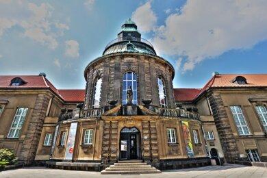 Trotz monatelanger Schließung waren immer noch 4573 Gäste in den Kunstsammlungen.