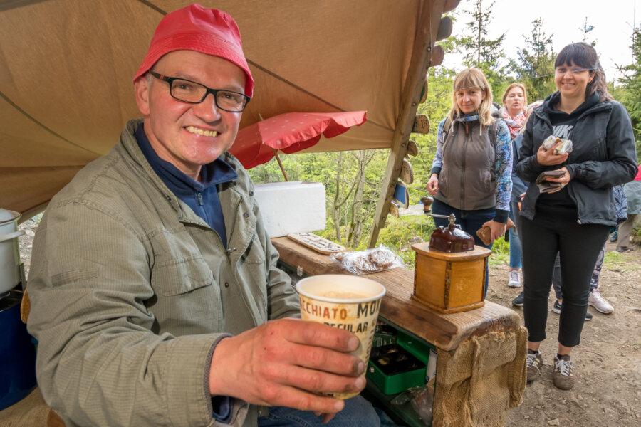 Am Samstag ist Kaffee-Kurt im Schwarzwassertal in die neue Saison gestartet.