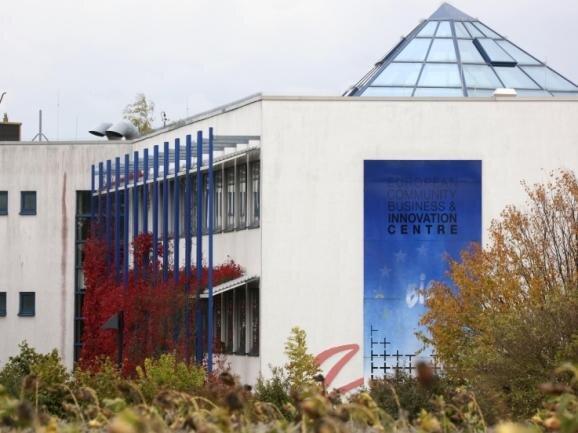 Das BIC im Lichtentanner Ortsteil Stenn.