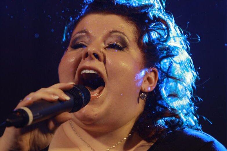 Powerfrau: Constanze Schmid ist der Erzistar 2011.