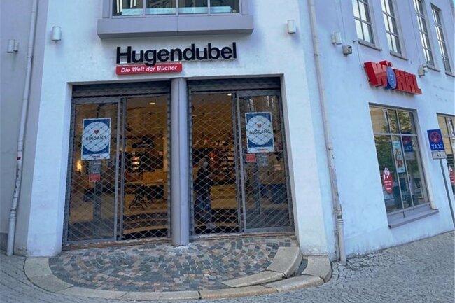 Bücher und Mode: Beides ist ab Donnerstag im Kaufhaus im Bereich Postplatz/Klostermarkt anzutreffen.