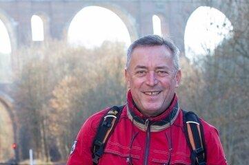 Seit 21 Jahren ist Ralf Oberdorfer (FDP) Oberbürgermeister von Plauen.