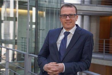 CDU-Direktkandidat Alexander Krauß