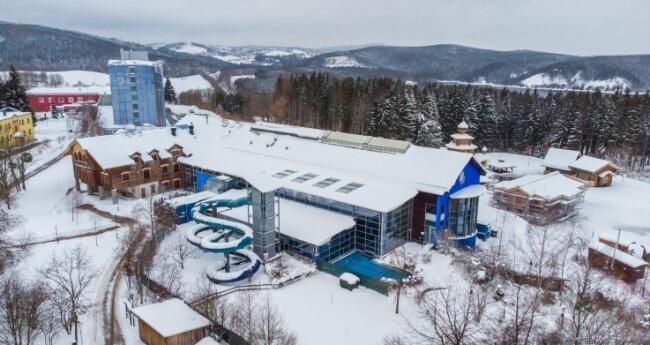 Für die Badegärten in Eibenstock steht eine große Investition an. Die Fördermittel dafür wurden jetzt bewilligt.