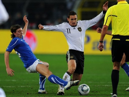DFB-Elf verpasst WM-Revanche gegen Italien