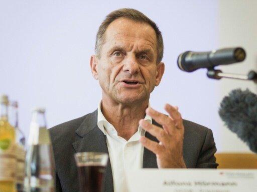 Hörmann steht vor der Wiederwahl zum DOSB-Präsidenten
