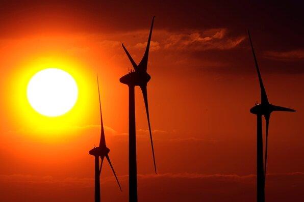 Windkraft-Kurs in Sachsen droht zu scheitern
