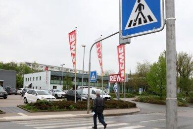 Zebrastreifen wie hier in Eckersbach sollte es nach dem Willen der Bürger mehr geben. Die Verwaltung sieht das anders.