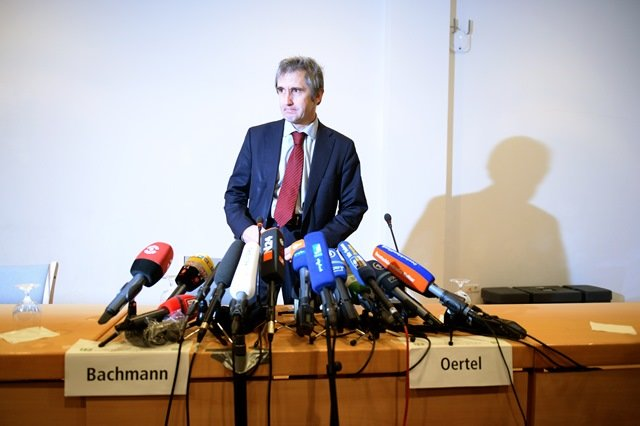 """""""Viele schieben Frust"""", sagt Frank Richter von der Landeszentrale für politische Bildung."""