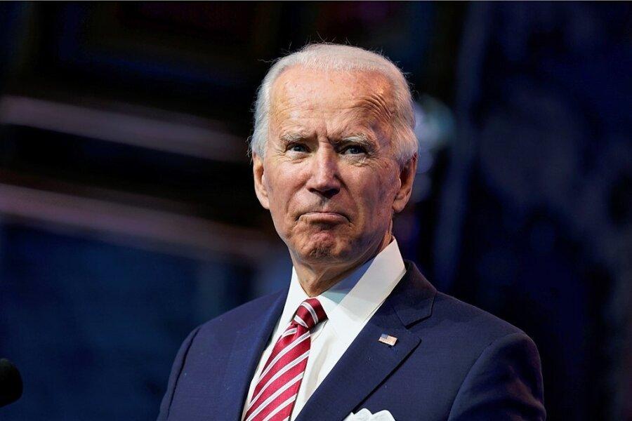 Joe Biden - designierterUS-Präsident