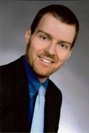 Martin Blaudeck, Notar aus Chemnitz.