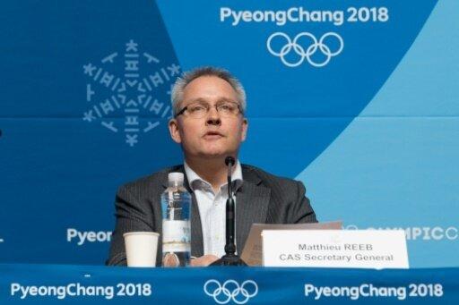 Olympia: CAS-Generalsekretär Reeb verkündete das Urteil