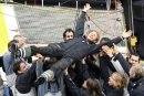 Gabart feiert die schnellste Solo-Weltumsegelung