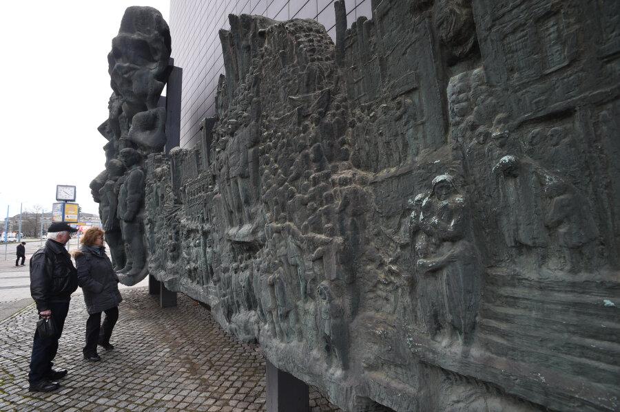 Wo DDR-Kunst im Stadtbild überlebt hat