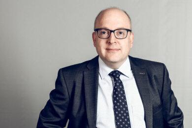 Chemnitzer OB-Kandidat Sven Schulze.