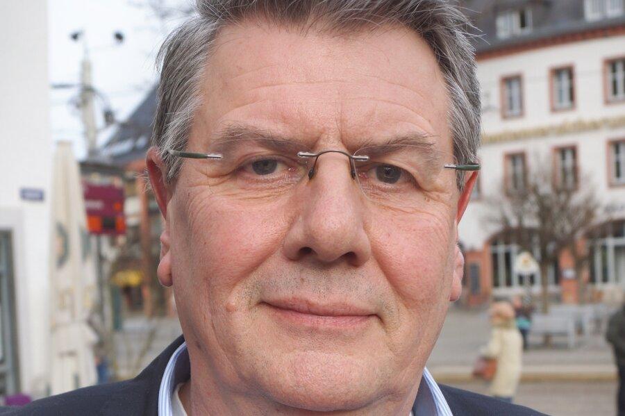 Tristan Drechsel, Vorsitzender der BfZ.
