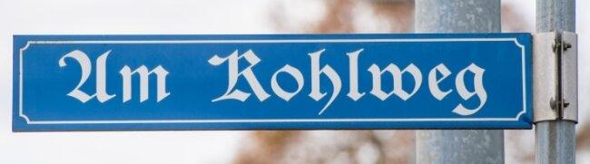 "Das Pendant ""Am Kohlweg"" in Bad Schlema."