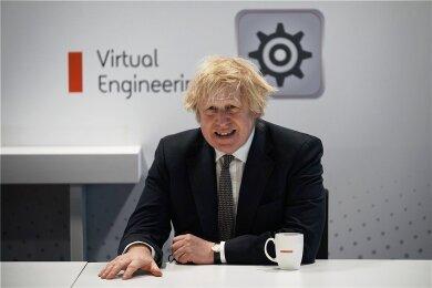 Boris Johnson - Britischer Premierminister