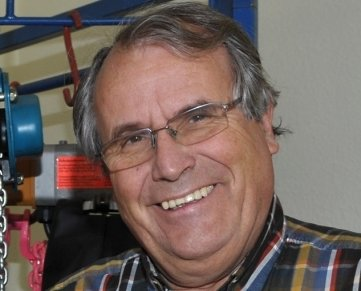 Ernst Süßdorf.