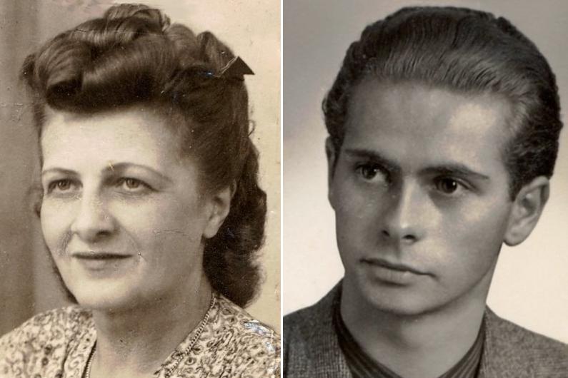 Muttertag 1945: Kein Weg zu weit