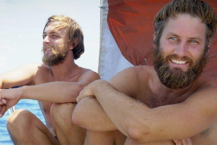 Hannes Koch (links) und Benjamin Schaschek suchen nicht nur die Freiheit auf dem Meer.