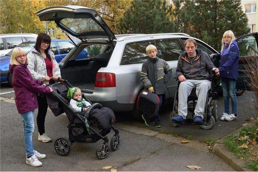 Hilfe für Familie Baldauf