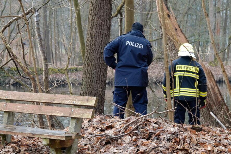 Erdmannsdorf: Toter aus der Zschopau geborgen