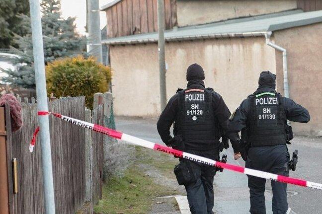 Ein 41 Jahre alter Mann ist Anfang März in Limbach-Oberfrohna erschossen worden.