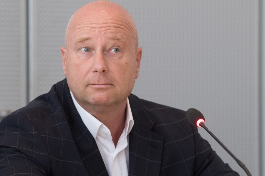 Jan Zwerg, Generalsekretär der sächsischen AfD.