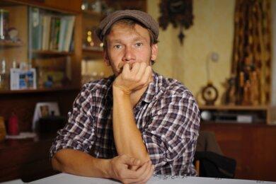 Simon Römer aus Hohndorf sucht in Tschechien Kontakt zu deutschen Heimatverbliebenen.